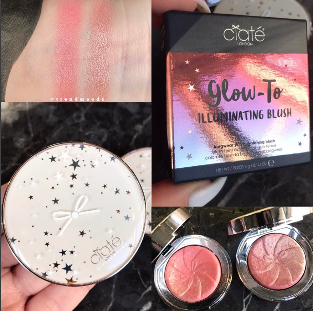 Ciate Glow-To Illuminating Blush
