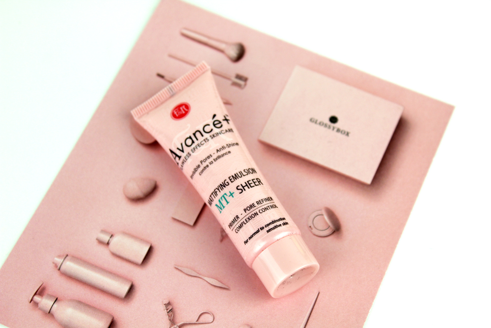 Figs and Rouge Avance Mattifying Emulsion MT Sheer