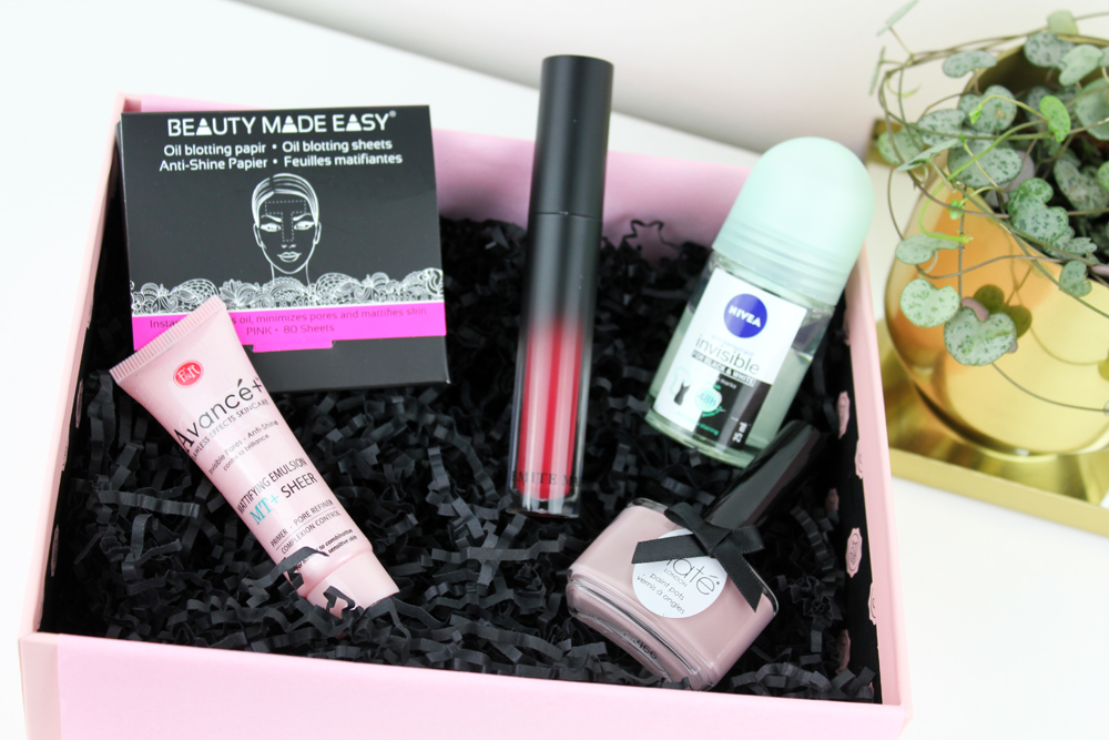 Glossybox Beauty on the Go