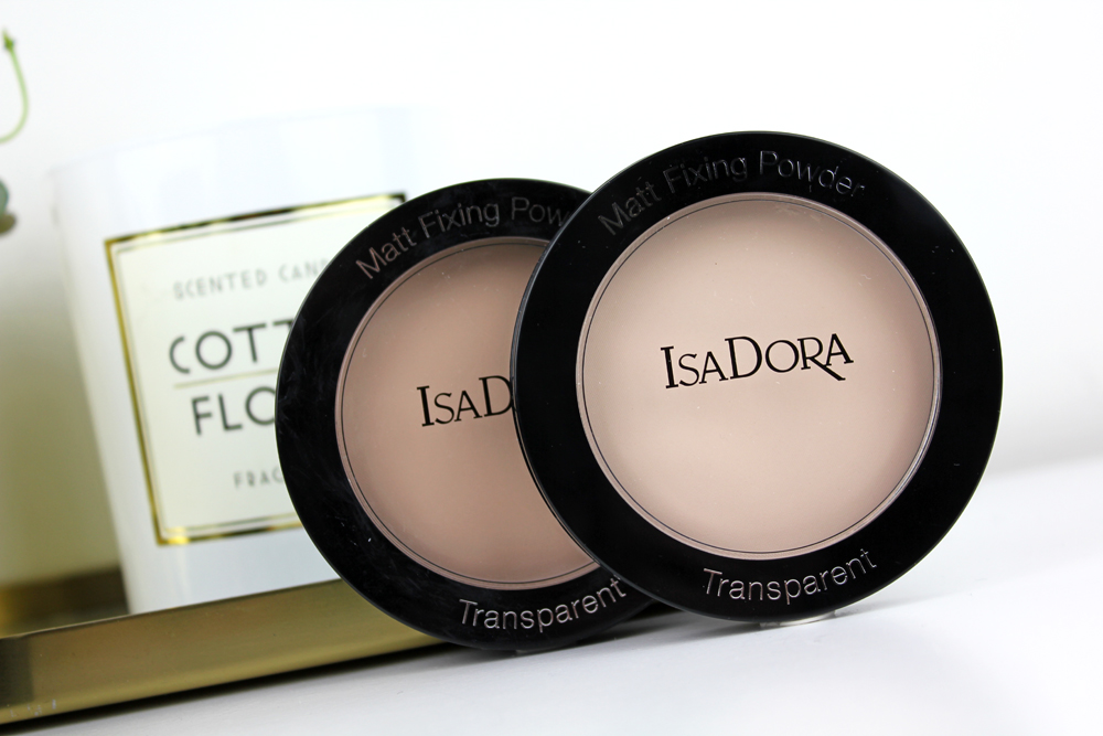 IsaDora Matt Fixing Blotting Powder