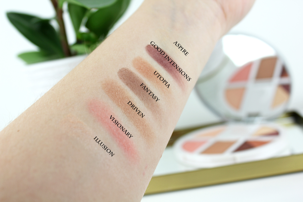 Pur Dream Chaser Swatches