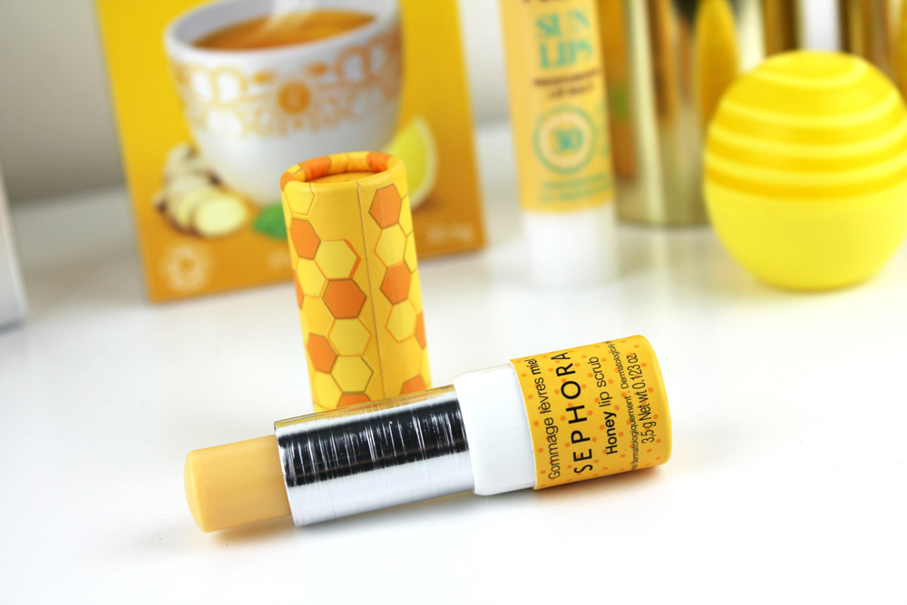 Sephora Honey Lip Scrub