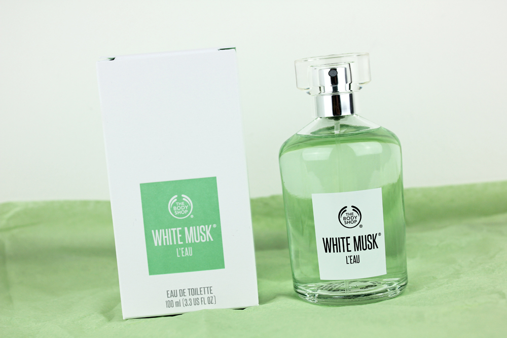 The Body Shop White Musk LEau