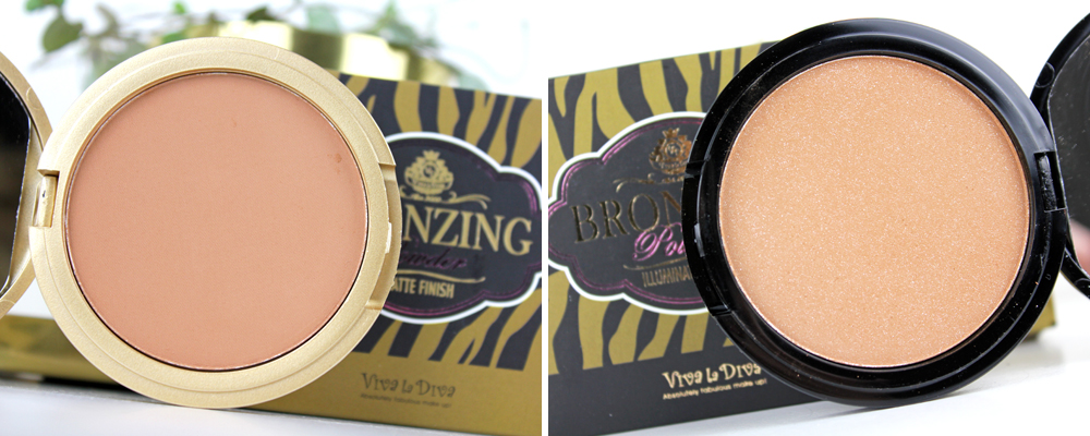 Viva la Diva Bronzing Powder Illuminating and Matte