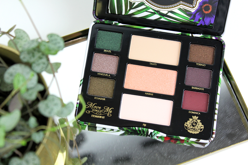 Viva la Diva Move Me Jungle Eyeshadow Kit