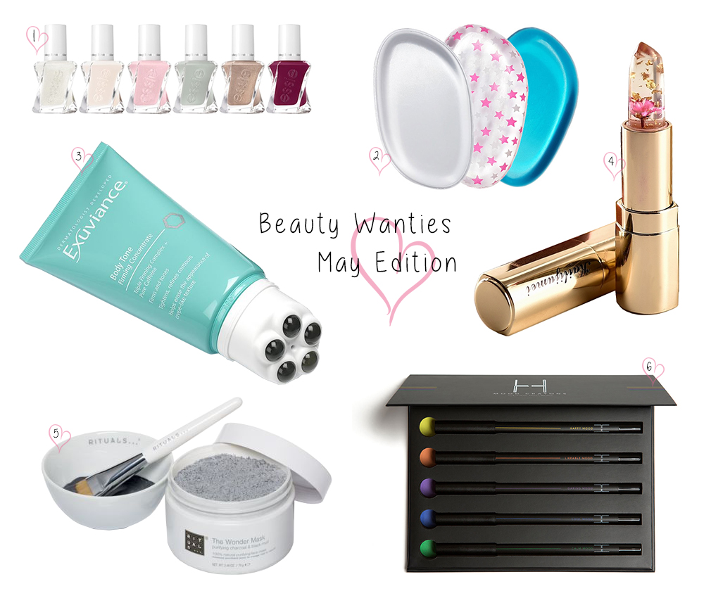 Beauty Wanties May 2017