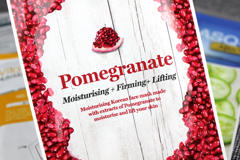 Vitamasques Pomegranate