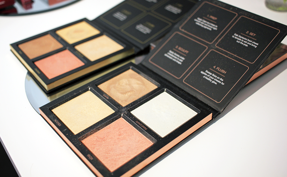 Huda Beauty Highlighting Palette