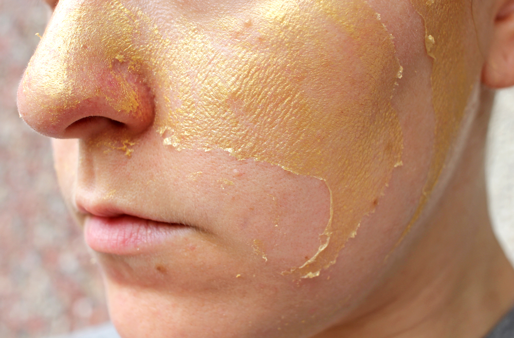 Peel-off-mask