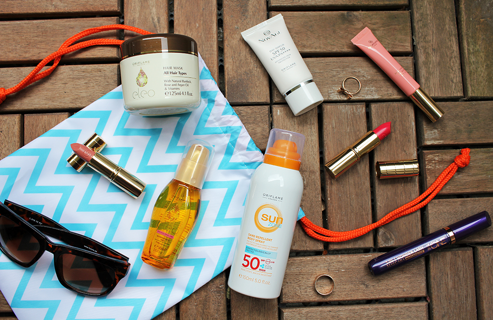 Summer kit from Oriflame