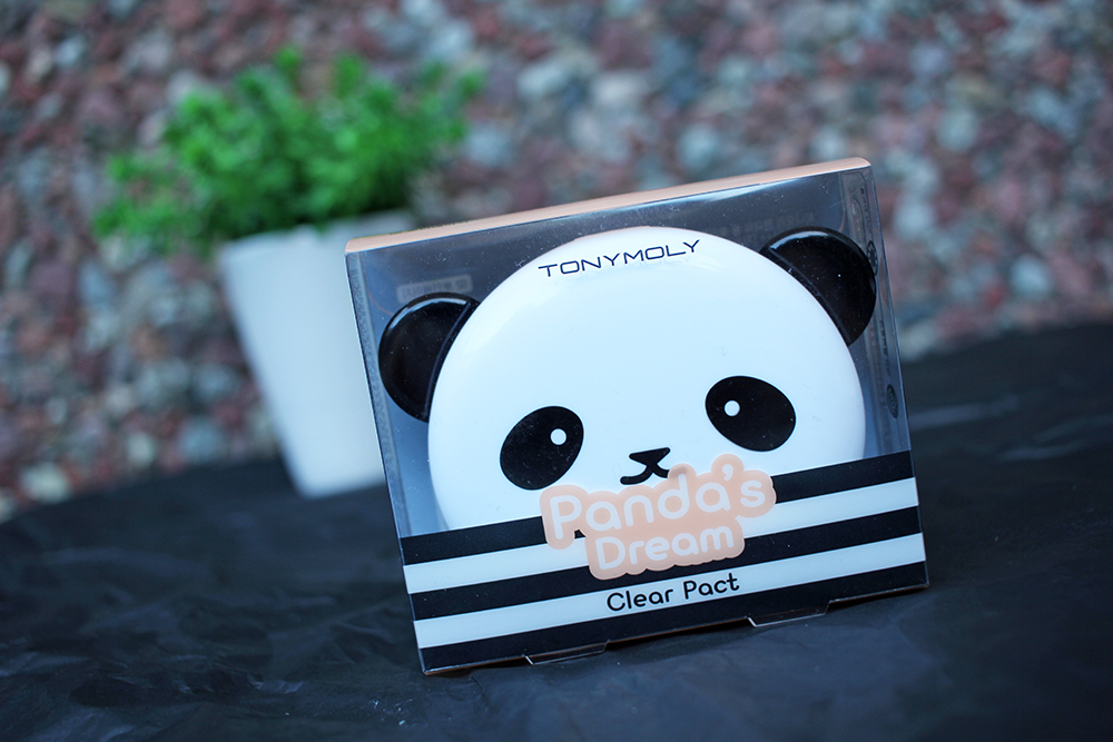 Tonymoly Pandas Dream Clear Pact