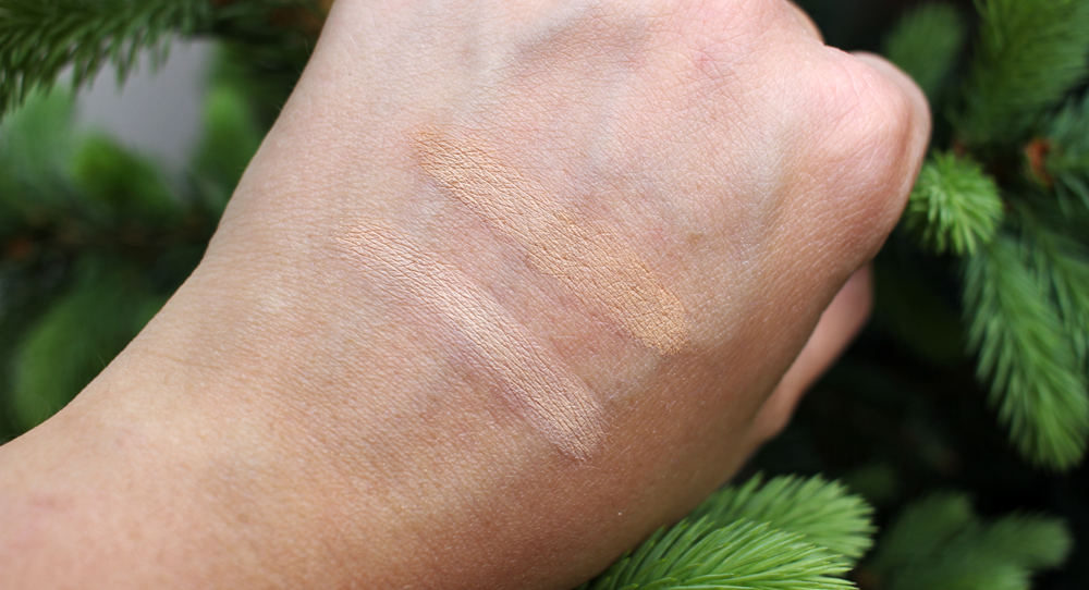 Maybelline The Eraser swatches