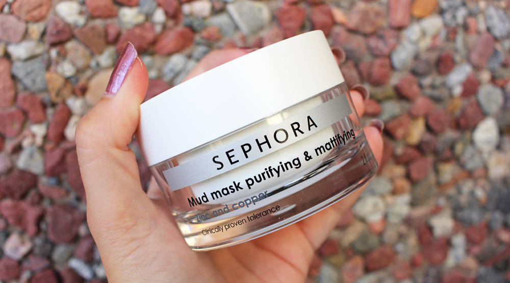 Sephora Mud Mask Purifying & Mattifying